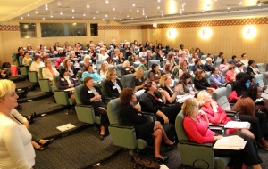 WISTA 2011 conference in session. Photo: WISTA